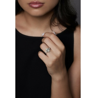 GIA 4.54ct Estate Vintage Oval Diamond 3 Stone Engagement Wedding Platinum Ring